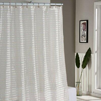 Cadencia Stripe Shower Curtain