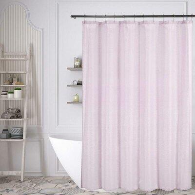 Duplantis Shower Curtain Color: Lavender