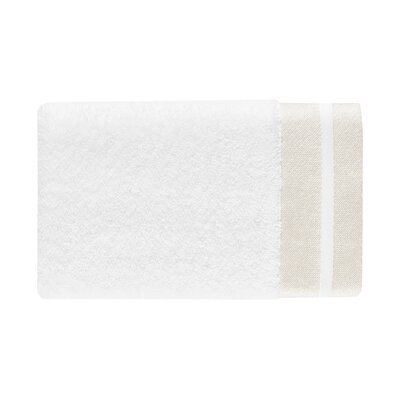Crowley Turkish Cotton Hand Towel Color: Ivory
