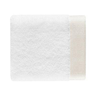 Crowley Turkish Cotton Washcloth Color: Ivory
