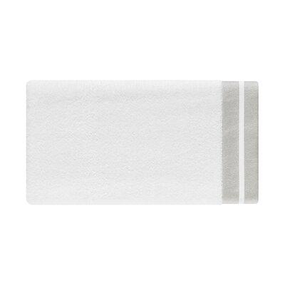 Crowley Turkish Cotton Bath Towel Color: Silver