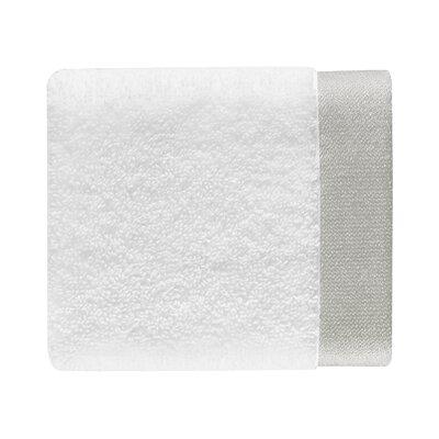 Crowley Turkish Cotton Washcloth Color: Silver