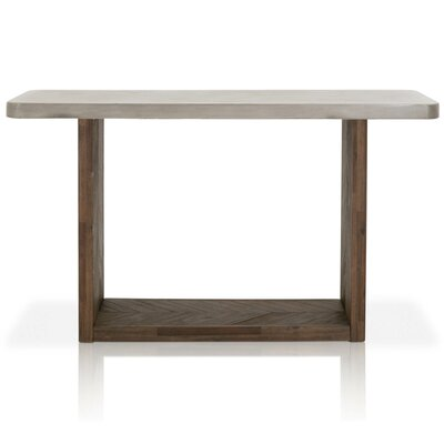 Bog Water Console Table