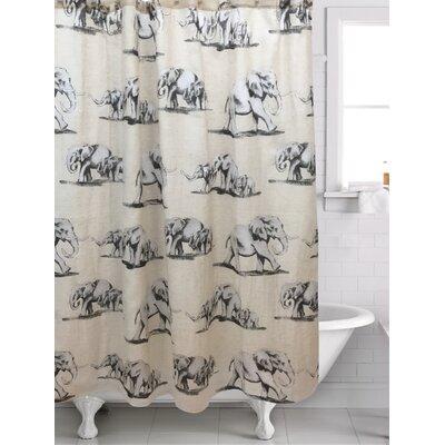 Bruthen Shower Curtain