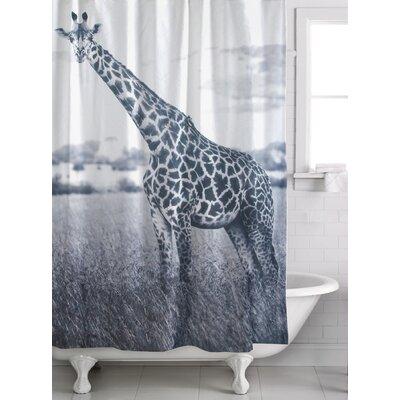 Klein Shower Curtain