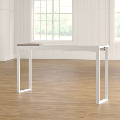 Nelly Console Table Color: White