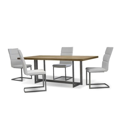 Homsy 5 Piece Dining Set