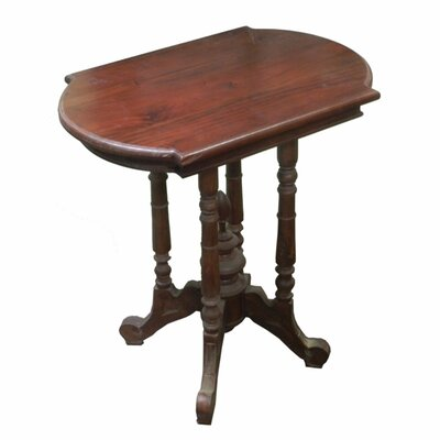 Laury Well-Made Wooden Pedestal Telephone Table