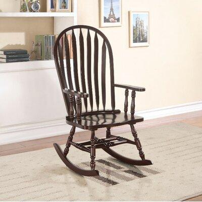 Hobgood Rocking Chair