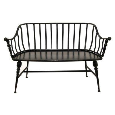 Blondene Garden Metal Bench