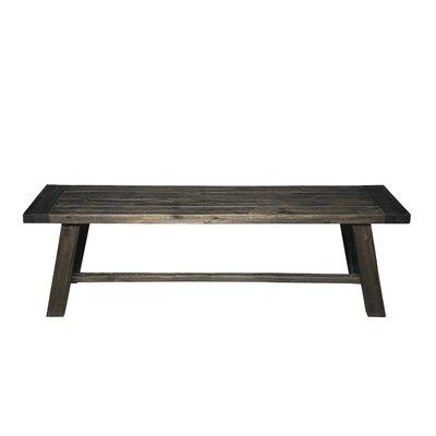 Blase Acacia Wood Bench