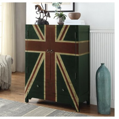 Melfa 2 Door Accent Cabinet