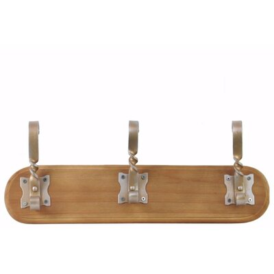 Paiva Aromatic Wall Mounted Coat Rack