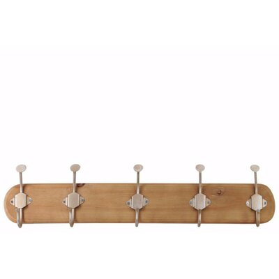 Palacios Wall Mounted Coat Rack