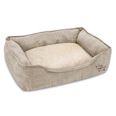 Cuddly Linen Pet Bolster