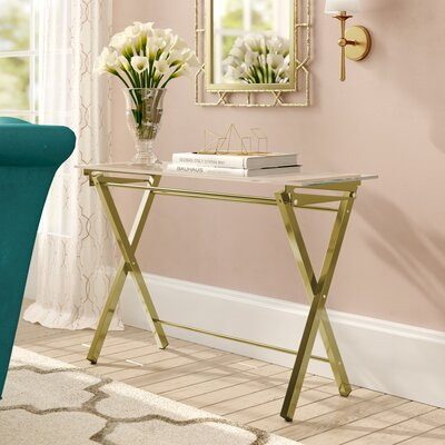 Alkes Console Table