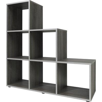 Haner Cube Unit Bookcase Color: Silver Oak