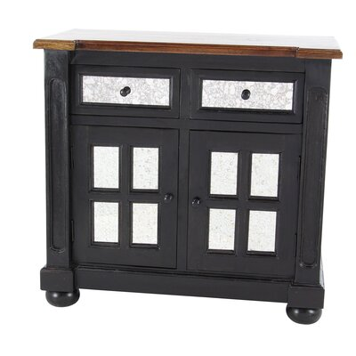 Parkison Traditional 2 Door Accent Cabinet