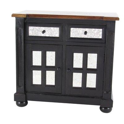 Parkison Traditional 2 Door Accent Cabinet