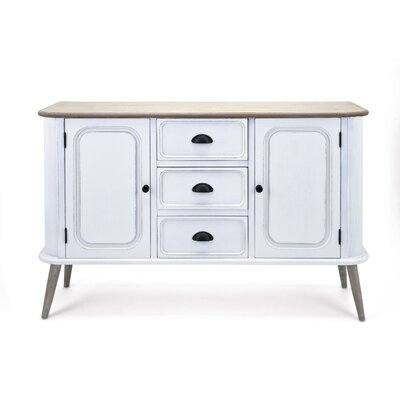 Buiron Fascinating Wooden Console Table