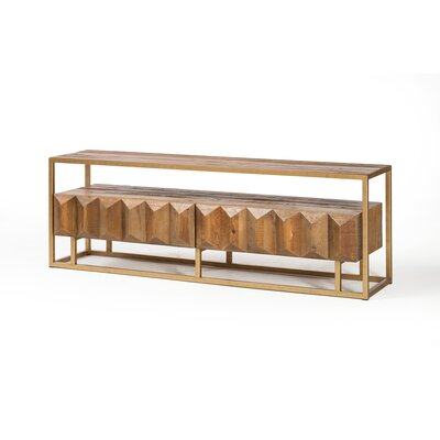 Arverne Elm Console Table