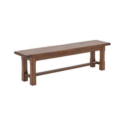 Lauren Dining Wood Bench