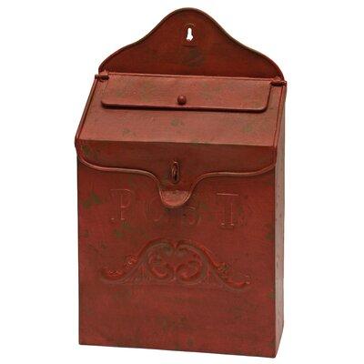 Metal Wall Mounted Mailbox