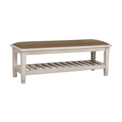 Friddle Storage Bench
