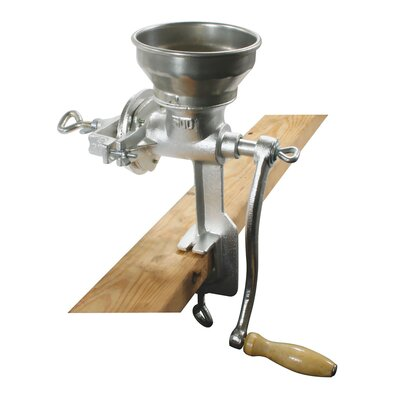 Cast Iron Tabletop Hand Crank Manual Blade Coffee Grinder