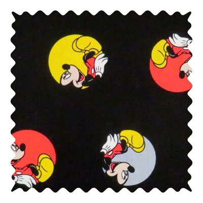 Mickey Mouse Circles Fabric