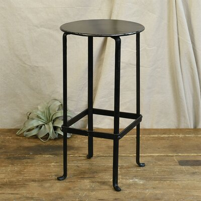 Felty Pedestal Plant Stand Color: Black