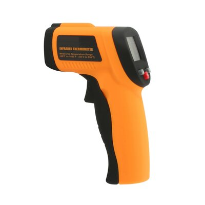 Non-Contact Backlit LCD Display Infrared Digital Thermometer