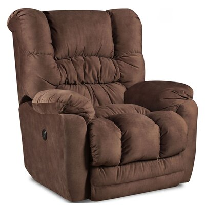 Kangas Recliner Reclining Type: Manual