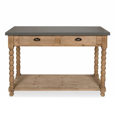 Aryana Farmhouse Chic Console Table