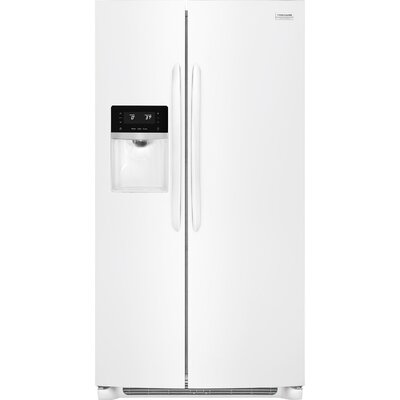 Gallery Series 25.6 cu. ft. Side-By-Side Refrigerator