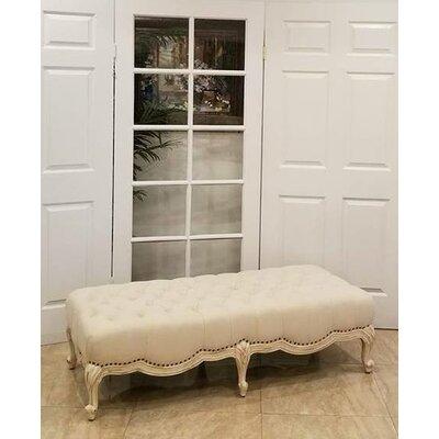 Ava Upholstered Bench