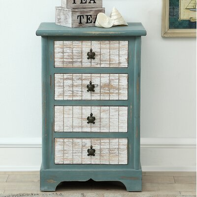 Frison 4 Drawer Accent Chest