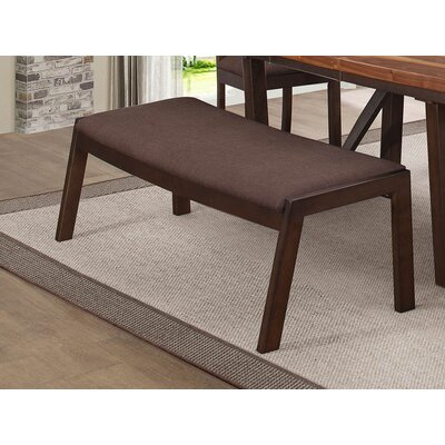Malachi Dining Wood Bench