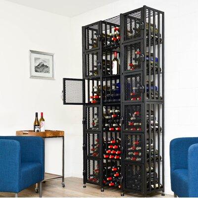 Bin 96 Bottle Floor Wine Rack