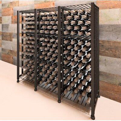 Bin 144 Bottle Floor Wine Rack