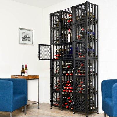 Bin 288 Bottle Floor Wine Rack