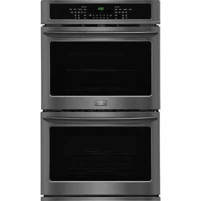 "Gallery Series 30"" Self-Cleaning Convection Electric Double Wall Oven"