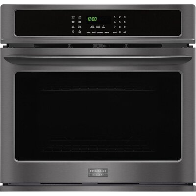 "Gallery Series 30"" Self-Cleaning Convection Electric Single Wall Oven"