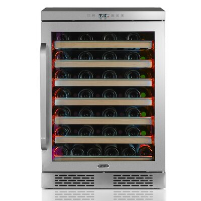 54 Bottle Single Zone Convertible Wine Cooler