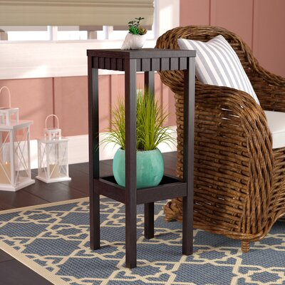 Blaze Etagere Plant Stand Color: Cappuccino