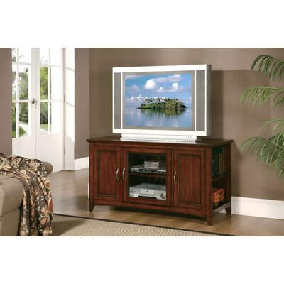 """Marcella Transitional Wooden 48"""" TV Stand"""