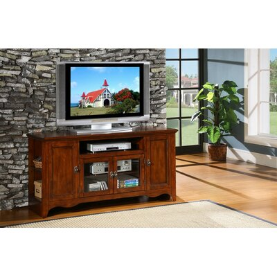 "Leonie Transitional Wooden 60"" TV Stand"