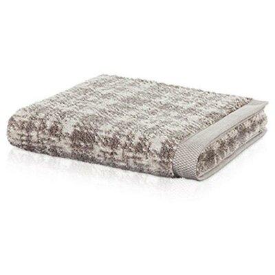Chism Looped Hem Premium 100% Cotton Hand Towel Color: Beige