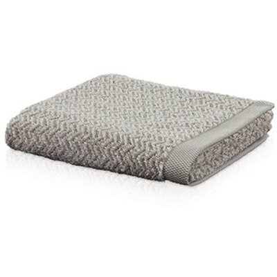 Chism Herringbone Premium 100% Cotton Hand Towel Color: Beige