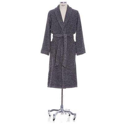 Chism Shawl Collar Melange Bathrobe Size: Small